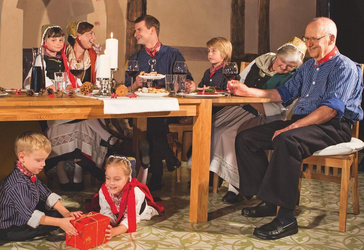 FINKWARDER SPEELDEEL Weihnachten Musik